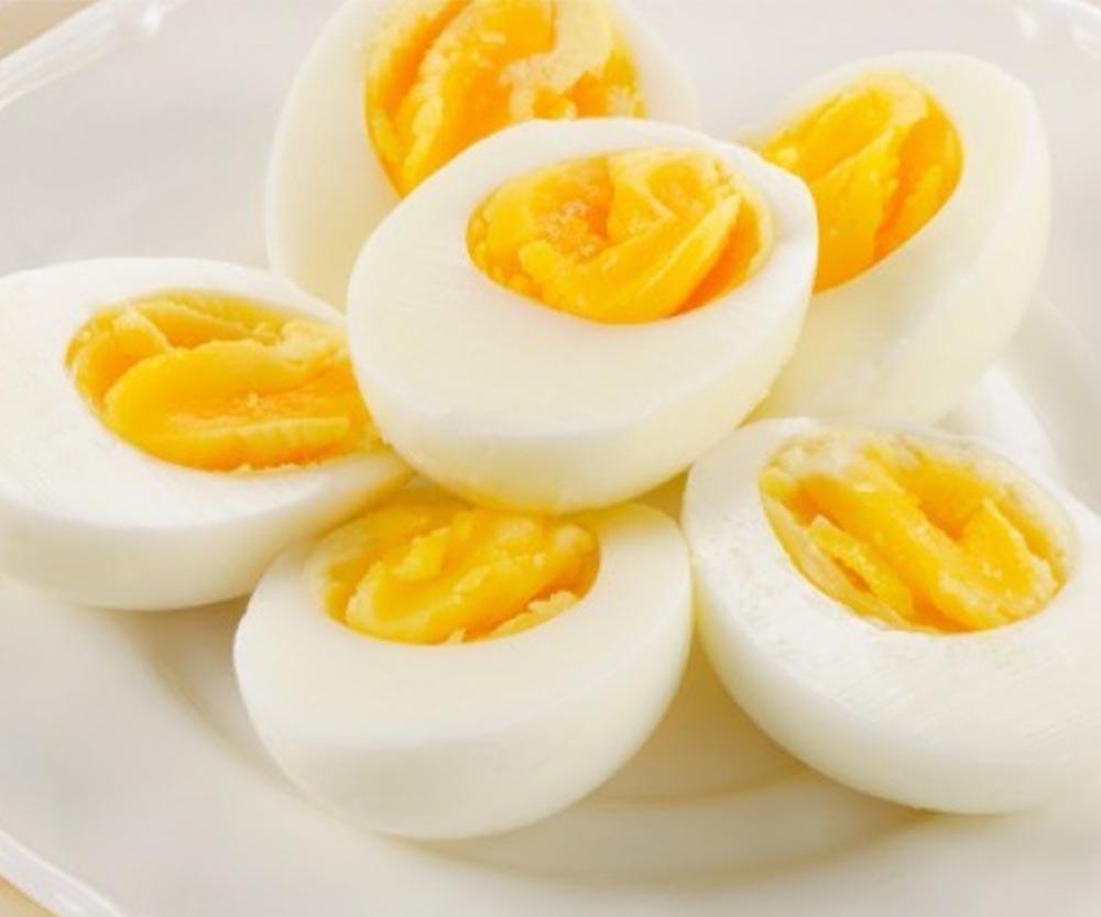 ไข่ต้ม ง่ายๆ เพียงไม่กี่นาที