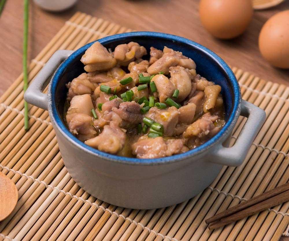 วิธีทำข้าวหน้าไก่ไมโครเวฟ พร้อม รีวิวข้าวหน้าไก่ไมโครเวฟ
